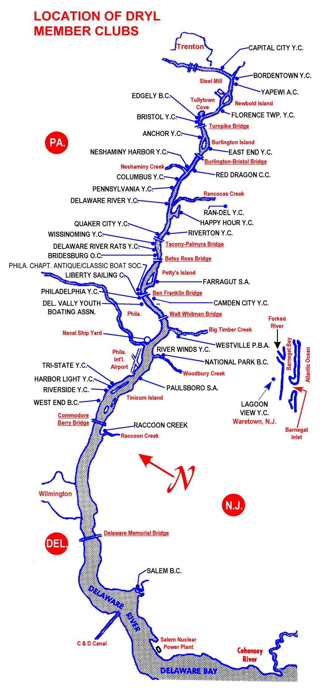 upper delaware river map Quotes